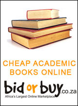 bidorbuy South Africa - Buy university and academic books at cheap prices